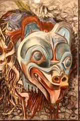 Native Art (Narcosli1) Tags: native art carvings bc firstnations museam