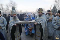 13. Arrival of Sanctities at Lavra / Прибытие святынь в Лавру 01.12.2016