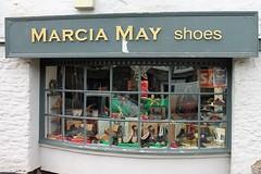 Marcia May Shoes Mill Street Oakham Rutland Christmas 2016 (@oakhamuk) Tags: oakhaminbloom oakham christmas shop window competition rutland