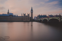 Palace of Westminster (aquanandy) Tags: london toplondonphoto lindonist visitlondon visitbritain timeout timeoutlondon bluehour sunset explore tourist longexposure londonist bigben westminster riverthames thames thisphotorocks follow followers followifyoulike features tag ndfilter bridge londoner cityscape