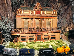 HTS-19 (Peter Parides) Tags: unitedstates christmas trains newyorkbotanicalgardens new york city newyork