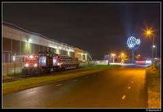 DBC 6504 - 62524 (Spoorpunt.nl) Tags: db cargo dbc 6504 vlaamse reus trein 62524 bediening stamlijn raccordement zwijndrecht groote lindt rbps wagon van leeuwen buizen 30 november 2016 lindtsedijk