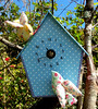"Birdhouse Clock (2) • <a style=""font-size:0.8em;"" href=""http://www.flickr.com/photos/29905958@N04/6937589400/"" target=""_blank"">View on Flickr</a>"