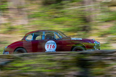 Tour Auto 2012 - Jaguar MKII (Guillaume Tassart) Tags: auto race vintage 2000 tour rally automotive racing historic classics legends mk2 jaguar motorsport mkii optic