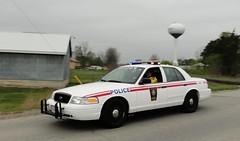 2010 Ford Interceptor (Emergency Vehicle Photography) Tags: ontario canada ford day military police canadian international emergency forces 2012 2010 response interceptor strathroycaradoc