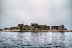 Nagasaki Hashima Island () Gunkajima Tour (rwoan) Tags: japan nagasaki hdr nagasakiprefecture