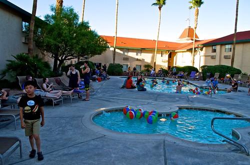 AMVIV Pool Party