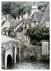 "Castle Combe medieval village • <a style=""font-size:0.8em;"" href=""http://www.flickr.com/photos/44919156@N00/7412825392/"" target=""_blank"">View on Flickr</a>"