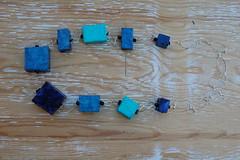 prove catalogo 022 (Basura di Valeria Leonardi) Tags: basura collane polistirolo reciclo cartadiriso riciclo provecatalogo