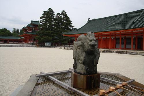平安神宮、Kyoto