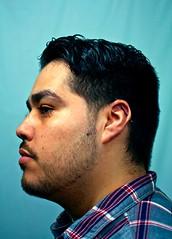 Danny (Freddy Martinez.) Tags: portrait people usa man men america person bronx human thebronx homestudio bx 3minutes