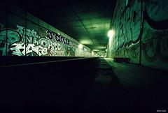 Underground! (Arthur Janin.) Tags: leica paris beach analog underground arthur angle voigtlander wide montpellier 12mm f56 vignetting plage ultra m7 heliar janin