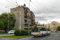 2013-05-18 Teplice Trolleybus Nr.205 (beranekp) Tags: czech trolley trolleybus 205 filobus trolebus teplice obus koda veolia trolejbus teplitz 15tr tradbus