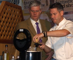 Chef Colin McGurran at Nigel Haworth's Fantastic Food Show - 14 (Tony Worrall Foto) Tags: show uk england food man celebrity cooking make festival fun demo northwest north restaurants tasty eaten blackburn event chef taste venue celeb nigel michelin reviews eatingout foodie asl chefs haworth lancs foodphotography taster celebritychefs 2013tonyworrall