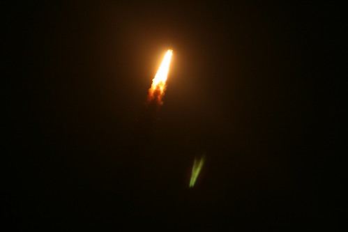Launch of STS-131