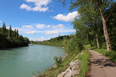 Riding along the River (Been Around) Tags: river austria sterreich spring europa europe may eu mai sr europeanunion autriche austrian frhling aut steyr enns o  upperaustria stulrich garsten 2013 a hauteautriche concordians bersterreich thisphotorocks ennsriver expressyourselfaward bauimage stulrichbeisteyr dieenns