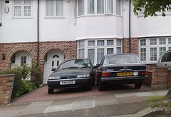 2205201310895 (uk_senator) Tags: blue mercedes stack 1975 headlight 230 w114 w116 uksenator