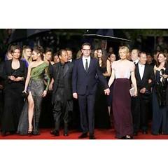สวยๆ #redcarpet ญาญ่าหญิง สะกดสายตา กองทัพ สื่อมวลชนทั่วโลก @yayaying_yaya #yayaying #YayayingRhathaPhongam in #Cannes2013 #OnlyGodForgives #FestivaldeCannes - Du 15 au 26 mai 2013