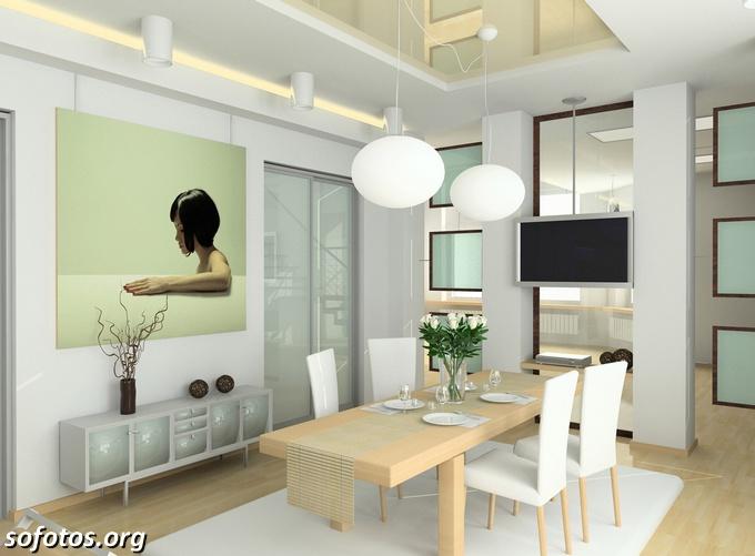 Salas de jantar decoradas (140)