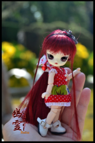 Hand Tag Yurei - Little Dal Mini Tina