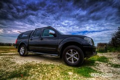 Nissan Navara In HDR (Ellis Pictures) Tags: