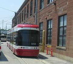 New TTC Streetcar 4401 (Sean_Marshall) Tags: new toronto ttc tram transit streetcar bombardier
