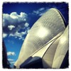 Sydney Opera House (Elise Arod) Tags: roof sky abstract art pattern artistic sydney australia forms operahouse bluemoment squarephotos mobilephonephotography instagram htconex