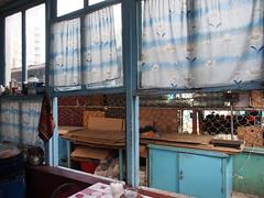 Azerbaijan 2013 (hunbille) Tags: teze teza bazaar bazar market aserbajdsjan window azerbaijan aserbaidschan baku