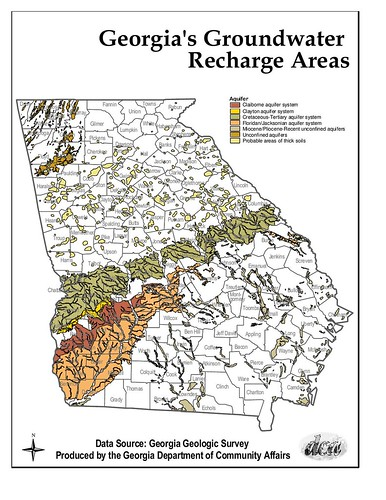 "Georgia s Groundwater Recharge Areas • <a style=""font-size:0.8em;"" href=""http://www.flickr.com/photos/85839940@N03/9414676247/"" target=""_blank"">View on Flickr</a>"