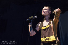 Black Veil Brides (dpeart7) Tags: black andy rock metal manchester concert tour veil guitar vampire live gig solo batman glam brides alive killers academy tonight fearless bvb chiodos kerrang 2013 040213 biersack