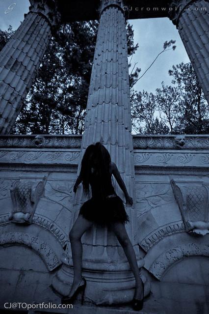 Brii (Column Photoshoot)