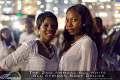 All White All African Boat Cruise