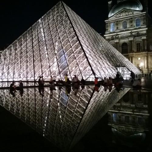 Love dat Louvre