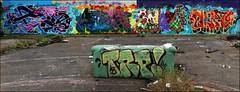 The Rolling People (Alex Ellison) Tags: urban graffiti halloffame graff seb brk ncc hof eastlondon hackneywick cept snoe trp therollingpeople brk127