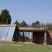 Earthship Brighton, Stanmer Park, Falmer, East Sussex, UK