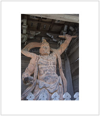 Guardian (Pictures from the Ghost Garden) Tags: color colour japan nikon hiroshima miyajima dslr itsukushima 宮島 厳島 18105mm d7100