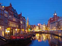 Singel (Gijlmar) Tags: holland netherlands amsterdam night europa europe nederland noite holanda nuit notte hollande avrupa amsterdo hollanda pasesbajos  amsterd nederlnderna pasesbaixos     nizozemsko