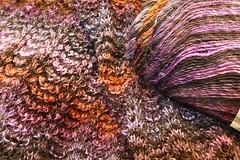 Knitting in wool.The Art I love (sifis) Tags: wool knitting knit athens yarn greece shawl lang handknitting αθήνα μαλλιά πλέξιμο πλέκω βελόνεσ σακαλάκ sakalakwool akalak
