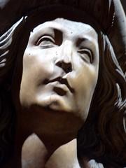 Tilman Riemenschneider, St Catherine, Limewood (jacquemart) Tags: sculpture renaissance warwickshire stcatherine comptonverney tilmanriemenschneider limewood