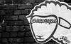 I Am What I Am (DobingDesign) Tags: blackandwhite streetart london monochrome wall contrast french graffiti words sheep text bricks citylife streetphotography philosophy brickwall followers londonstreets cityart cityfun thesheepest jesuisceuxquejesuis