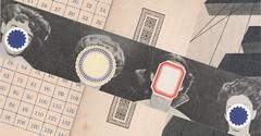 Sorority (kurberry) Tags: collage sisterhood sorority cutpaste vintagecollage vintageephemera