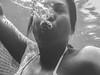 breathe (pinhead1769) Tags: b blancoynegro pool blackwhite underwater piscina breathe malaga burbujas respirar rincóndelavictoria bwdreams bucear
