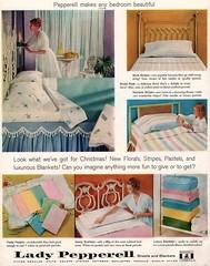 Lady Pepperell Linen (jerkingchicken) Tags: linen sheets ladypepperell