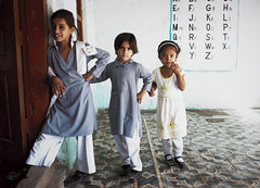 STARS - Developments in Literacy - Pakistan (developmentsinliteracy) Tags: pakistan female training project children stars education women technology internet science mathematics teaching schools pk teachers punjab communications shumai developments literacy islamabad zanib curriculum rawalpindi areeba khingerkhurd