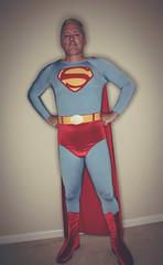 George Reeves Superman (Bob Kieffer) Tags: superman supermancostume adventuresofsuperman supermancosplay georgereevessupermancostume georgereevessupermancosplay