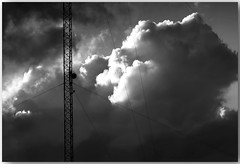 Do you want it darker? (Mike Goldberg) Tags: cloudscape blackandwhite symbolic contemplation canong16 effects mikegoldberg jerusalemvicinity september holidays untowerhill