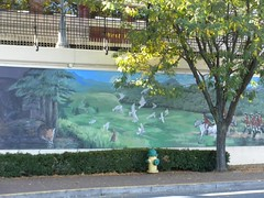 Mural, Cumberland Maryland (Room With A View) Tags: mural art cumberland maryland