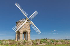 Chesterton Windmill (1) (Happy snappy nature) Tags: chestertonwindmill landscape beautiful bluesky greengrass field nature landmark england canon canon6d canon24105f4