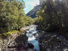371 - Cleddau River à The Chasm