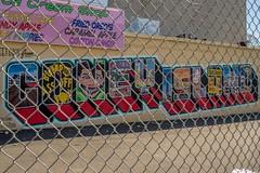 Color's of Coney Island (gutan700) Tags: newyork coneyisland usa nikon df travel gutan colors murales viaggio fotografico travelphotography